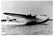 Pan Am 314 taking off