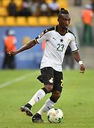 Ghana vs Ouganda - Coupe d Afrique des Nations - Port-Gentil - 17/01/2017