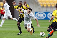 Wellington-Football, A-League, Phoenix v Western Sydney Wanderers