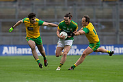 30/03/2019, Allianz Football League Rionn 2 Final at Croke Park,<br /> Meath vs Donegal<br /> Cillian O`Sullivan (Meath) & Caolan McGonagle / Niall O`Donnell (Donegal)<br /> David Mullen / www.cyberimages.net<br /> ISO: 1600; Shutter: 1/1250; Aperture: 4; <br /> File Size: 2.9MB