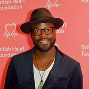 Kevin White attends The British Heart Foundation's Heart Hero Awards at The Globe Theatre, to celebrate and say thank you to the charity's inspirational supporters. Picture date: Friday 5 October 2018. Hosted by Kay Burley, awards went to selfless fundraisers and those who have shown remarkable bravery and gone above and beyond to help others. Nominations are now open for next year's Heart Hero Awards.