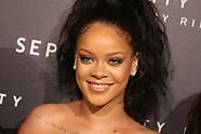 Fenty Beauty By Rihanna in Paris - 21 Sep 2017