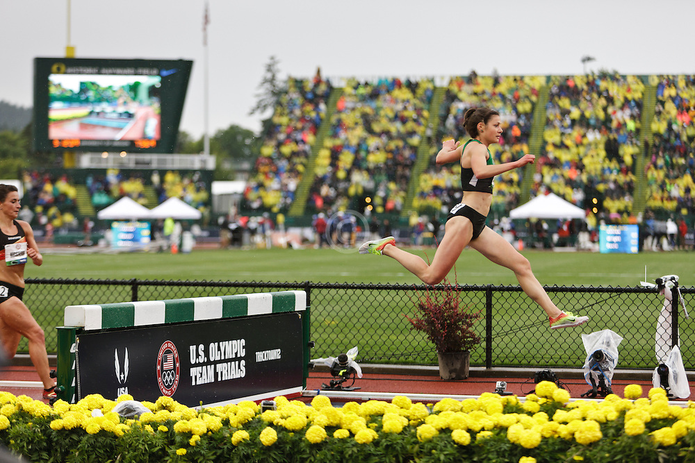 women's steeplechase, Bridget Franek