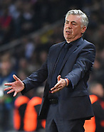 Bayern Munich sack  Carlo Ancelotti, 28 Sept 2017