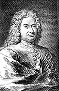 Johann I (Jean) Bernoulli (1667-1748) a member of the Swiss family of mathematicians. Worked on analysis, calculus, celestial mechanics and mechanics. Made Cartesian theory consistent with Kepler's laws. Put forward concepts of Subtle Matter and Vis Viva.