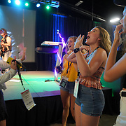 Cardinal Health RBC 2019 Customer Appreciation Night Music Festival 80s Mixtape rock band at Gaylord Operyland Events Center. Photo by Alabastro Photography.