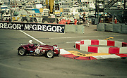 Grand Prix de Monaco Historic,John Ure, Frazer Nash le Mans, Replica Mk2