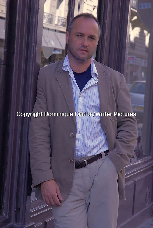 Colum McCann<br /> <br /> copyright Dominique Carton/Writer Pictures<br /> contact +44 (0)20 822 41564 <br /> info@writerpictures.com <br /> www.writerpictures.com