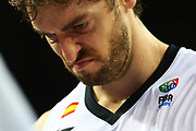 DESCRIZIONE : Kaunas Lithuania Lituania Eurobasket Men 2011 Quarter Final Round Spagna Slovenia Spain Slovenia<br /> GIOCATORE : Pau Gasol<br /> CATEGORIA : ritratto<br /> SQUADRA : Spagna Spain <br /> EVENTO : Eurobasket Men 2011<br /> GARA : Spagna Slovenia Spain Slovenia<br /> DATA : 14/09/2011<br /> SPORT : Pallacanestro <br /> AUTORE : Agenzia Ciamillo-Castoria/G.Matthaios<br /> Galleria : Eurobasket Men 2011<br /> Fotonotizia : Kaunas Lithuania Lituania Eurobasket Men 2011 Quarter Final Round Spagna Slovenia Spain Slovenia<br /> Predefinita :