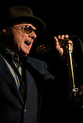 Van Morrison performing at South By Southwest 2008, Austin Texas, March 12 2008.