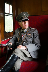 East Lancashire Railway 1940's Weekend Saturday 27th, Sunday 28th and  Monday 29th May 2017<br />