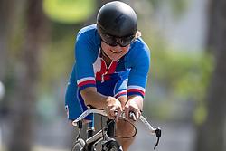 at Rio 2016 Paralympic Games, Brazil
