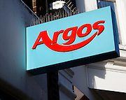 Home Retail Group report like-for-like sales at its Argos chain had fallen 7.5% in the 18 weeks to 3 January 2009