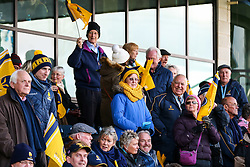 Worcester Warriors fans - Rogan Thomson/JMP - 04/03/2017 - RUGBY UNION - Sixways Stadium - Worcester, England - Worcester Warriors v Bristol Rugby - Aviva Premiership.