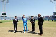 Cricket - India v New Zealand 2nd ODI at Pune