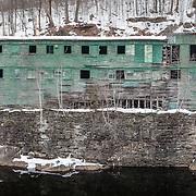 Green Mill, Deerfield River, Monroe Bridge, MA