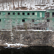 Green Mill, Deerfield River, Monroe Bridge, MA