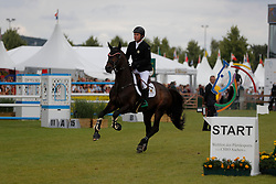 O´Connor, Cian (IRL) Good Luck<br /> Aachen - CHIO 2016<br /> <br /> © Stefan Lafrentz
