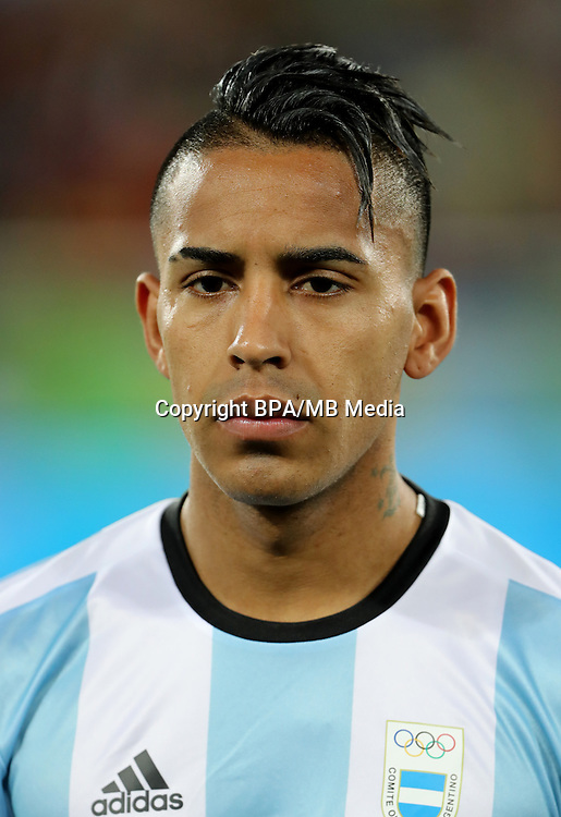 Fifa Men´s Tournament - Olympic Games Rio 2016 - <br /> Argentina National Team -  <br /> Jose Luis Gomez