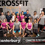 Canterbury Crossfit Workout