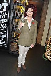 CLEO ROCCAS at a Mexican Feast cooked by Thomasina Miers in aid of the charity Too Many Women held at Wahaca Soho, 80 Wardour Street, London on 9th November 2011.