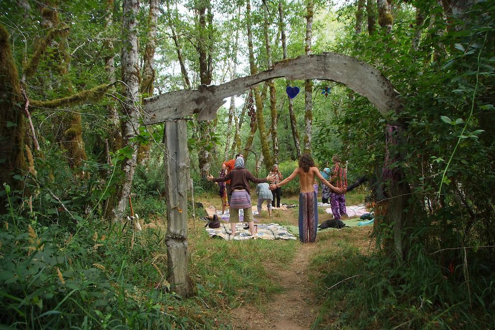 LivingWell Nature Spirit Sanctuary Deadwood Oregon