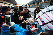 April 10-12, 2015: Chinese Grand Prix - Pastor Maldonado, (VEN), Lotus