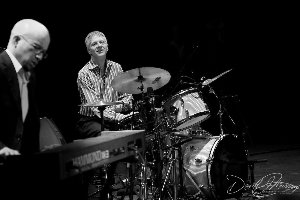Jonathan Lee, Drums