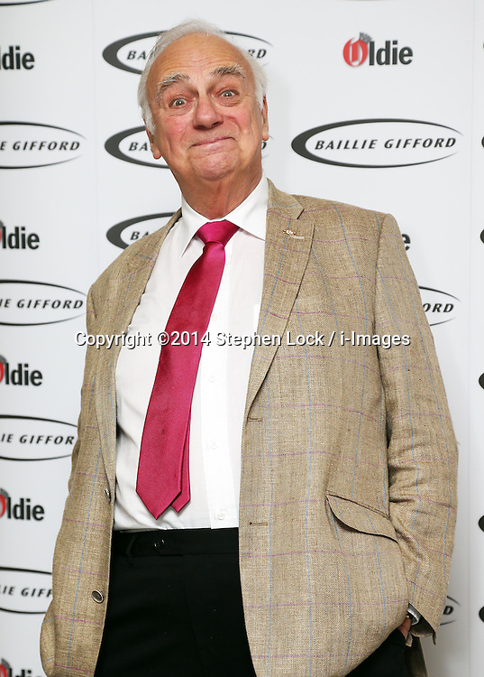 Roy Hudd at the Oldie of the Year Awards in London, Tuesday, 4th February 2014. Picture by Stephen Lock / i-Images