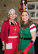 Preparations before Preparations before Happy Santa delivery of toys and gifts to residents and employees of Padua Community Services in Belle Chasse, Louisiana on December 4, 2017; Louisiana Restaurant Association