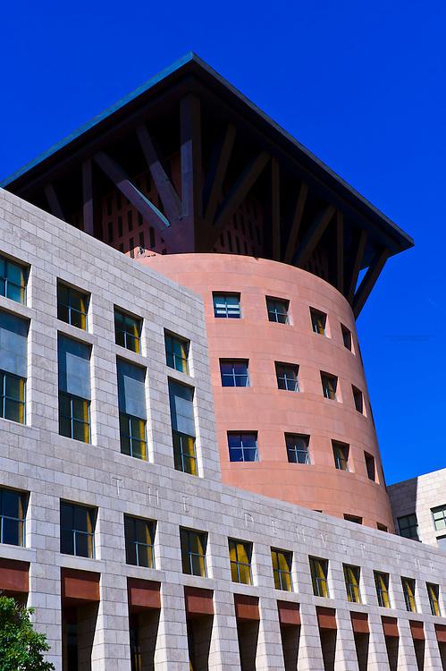 Denver Central Library, Denver, Colorado USA