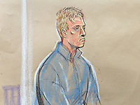 Matthew Hamlen, from Bishopstoke is being tried again for the torture and murder of a 77-year-old women in her own home