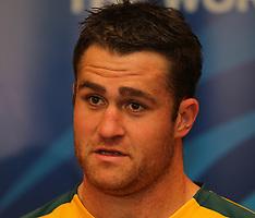 Nelson-Rugby, RWC, Australia Presser