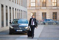 DEU, Deutschland, Germany, Berlin, 30.10.2017: Manuel Höferlin (MdB, FDP) vor den Sondierungsgesprächen zwischen CDU/CSU, FDP und Bündnis 90/Die Grünen in der Deutschen Parlamentarischen Gesellschaft.