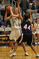 OC Women's Basketball vs St. Gregory's University.February 16, 2006