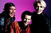 Duran Duran Simon Le Bon, Nick Rhodes, John Taylor 1989 photosession