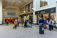 Fairhill Shopping Centre, Ballymena, N Ireland, UK, September, 2019, 201909131513<br /><br />Copyright Image from Victor Patterson, Belfast, UK<br /><br />t: +44 28 9066 1296 (from Rep of Ireland 048 9066 1296)<br />m: +44 7802 353836<br /><br />victorpattersonbelfast@gmail.com<br />www.victorpatterson.com<br /><br />Please see my Terms and Conditions of Use at https://www.victorpatterson.com/page2<br />It is IMPORTANT that you familiarise yourself with them.<br /><br />Images used online incur an additional cost and must be visibly watermarked i.e. © Victor Patterson within the body of the image and copyright metadata must not be deleted. Images used on the Internet have a size restriction of 4kbs and are chargeable at rates available at victorpatterson.com.<br /><br />This image is only available for the use of the download recipient i.e. television station, newspaper, magazine, book publisher, etc, and must not be passed on to any third party. It is also downloaded on condition that each and every subsequent usage is notified within 7 days to victorpattersonbelfast@gmail.com<br /><br />The right of Victor Patterson to be identified as the author is asserted in accordance with The Copyright Designs And Patents Act (1988). All moral rights are asserted.