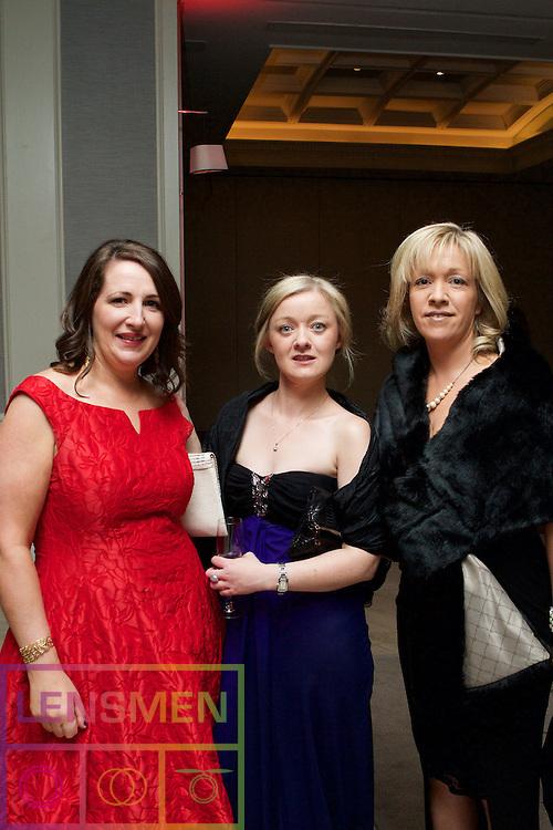 Fiona Power, Avvio Software and Lisa Noonan and Sharon O'Donoghue both of the Dalata Hotel, Group.