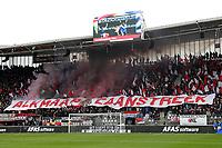 supporters of AZ Alkmaar