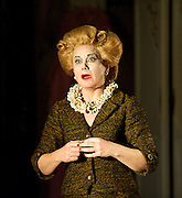 Powder Her Face <br /> by Thomas Ades, libretto & directed by by Joe Hill-Gibbins<br /> English National Opera <br /> at Ambika P3, University of Westminster, London, Great Britain <br /> dress Rehearsal <br /> 31st March 2014 <br /> <br /> Amanda Roocroft as The Duchess<br /> <br /> Claire Eggington as Maid<br /> <br /> Alexander Sprague as Electrician <br /> <br /> Alan Ewing as Hotel Manager<br /> <br /> actors:<br /> <br /> Trevor Goldstein<br /> Stewart Heffernan <br /> Stephen Pucci <br /> <br /> Hotel staff:<br /> Patrick Achegani<br /> George Bishop <br /> David Black <br /> Michael Black <br /> Jessica Morris<br /> Mark Shevlin<br /> Daniel Soton <br /> Adam Tripp