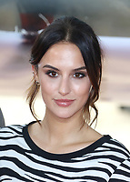 Lucy Watson, Dunkirk - World film premiere, Leicester Square Gardens, London UK, 13 July 2017, Allied soldiers from Belgium, the British Empire, Canada, and France are surrounded by the German army and evacuated during a fierce battle in World War II.