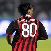 Fotball<br /> Italia<br /> Foto: Inside/Digitalsport<br /> NORWAY ONLY<br /> <br /> 14.08.2009<br /> <br /> ronaldinho (milan)