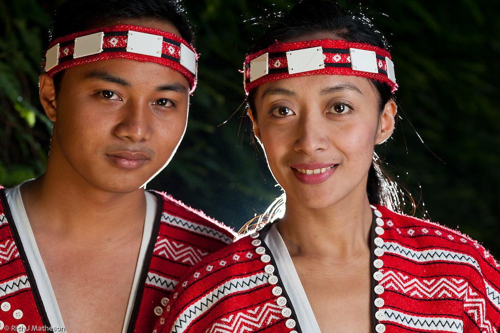 Saisiyat ???, Taiwan Indigenous Peoples Culture Park, Sandimen, Pingtung County, Taiwan