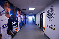 The Players Tunnel at Elland Road, home of Leeds United - Mandatory by-line: Robbie Stephenson/JMP - 24/11/2018 - FOOTBALL - Elland Road - Leeds, England - Leeds United v Bristol City - Sky Bet Championship