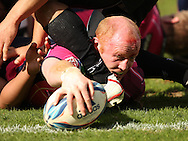 Picture by Steven Hadlow/Focus Images Martyn Williams of Cardiff Blues during their Amlin Challenge Cup quarter-final match