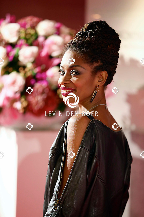 AMSTERDAM - In het Amstel Hotel is weer de Beau Monde Awards 2013 gehouden. Met hier op de foto  Sylvana Simons. FOTO LEVIN DEN BOER - PERSFOTO.NU