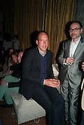 JASPER SHARP; HARO CUMBUSYAN, Andrea Dibelius of the EMDASH Foundation hosts party to celebrate the Austrian Pavilion and artist Mathias Poledna at the Venice Biennale. Palazzo Barbaro, Venice. 30 May 2013<br /> <br /> <br /> Venice. Venice Bienalle. 28 May 2013