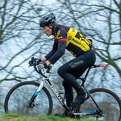 RAALTE (NED)  veldrijden <br />Jan Weevers