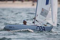 SEGUIN Damien, FRA, 1 Person Keelboat, 2.4mR, Sailing, Voile à Rio 2016 Paralympic Games, Brazil