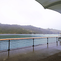 Waiheke Ferry Dock, New Zealand